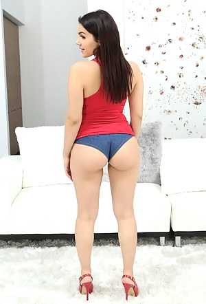 Big Ass Shorts Porn Pictures